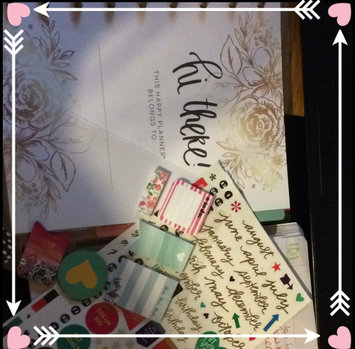 Photo of Notions Marketing Me & My Big Ideas Create 365 The Happy Planner Box Kit - Best Day uploaded by Ellie B.