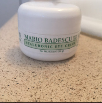 Photo of Mario Badescu Hyaluronic Eye Cream None uploaded by Ashley A.