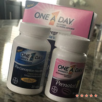 One A Day Pre-Pregnancy Couple's Pack - 60 Count uploaded by Dascia M.