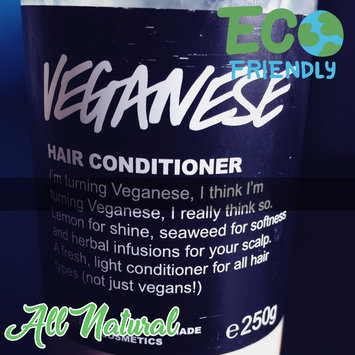 LUSH Veganese Conditioner uploaded by Jennifer C.