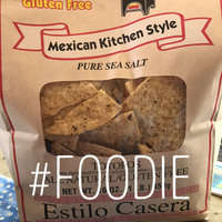 El Milagro Mexican Kitchen Style Tortilla Chips Sea Salt uploaded by Stacy S.