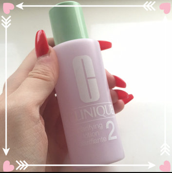 Clinique Clarifying Lotion 2 uploaded by Abbie