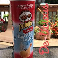 Pringles® Lightly Salted Original Potato Crisps uploaded by Stacy S.