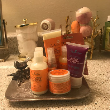 Photo of SheaMoisture Coconut & Hibiscus Curl & Shine Shampoo uploaded by Mildred A.