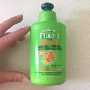 Garnier Fructis Sleek & Shine Leave-In Conditioner, 10.2 oz uploaded by Megan E.