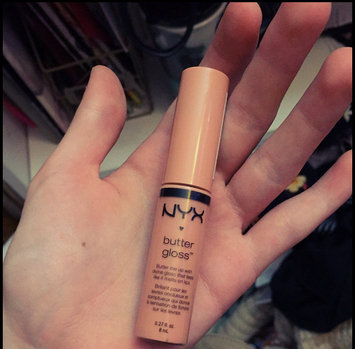 NYX Cosmetics Butter Gloss Collection uploaded by Kailee R.