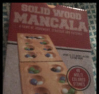 Cardinal Industries Cardinal Games Deluxe Mancala with Folding Wood Case uploaded by Nina G.