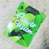Origins Flower Fusion™ Jasmine Softening Sheet Mask uploaded by Gayathri J.