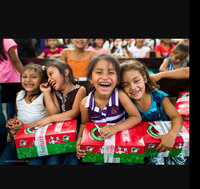 Operation Christmas Child  uploaded by Micaela R.