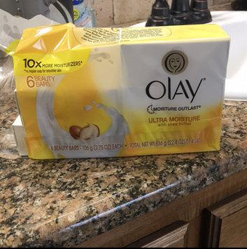 Photo of Olay Outlast Ultra Moisture Shea Butter Beauty Bar uploaded by Deborah C.