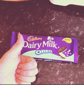 Cadbury Dairy Milk Oreo uploaded by Laura L.