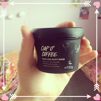 LUSH Cup O' Coffee Face and Body Mask uploaded by Avi G.
