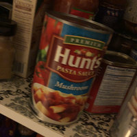 Hunt's Pasta Sauce Mushroom uploaded by Jadiena D.
