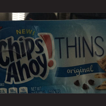 Nabisco Chips Ahoy! Thins Original Cookies 7 oz. Tray uploaded by Brittany C.