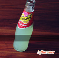 Schweppes® Lemon Sour Soda uploaded by Emily H.