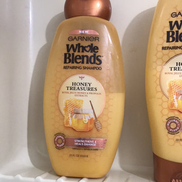 Garnier® Whole Blends™ Honey Treasures Repairing Shampoo uploaded by Jenna R.