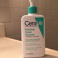 CeraVe Foaming Facial Cleanser uploaded by Samantha J.