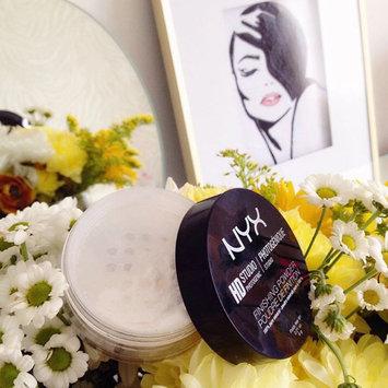NYX Cosmetics Studio Finishing Powder uploaded by Sukaina A.