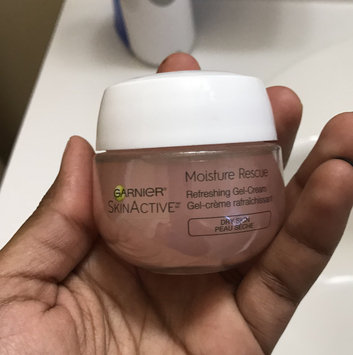 Garnier Moisture Rescue Refreshing Gel-Cream uploaded by Raquel D.
