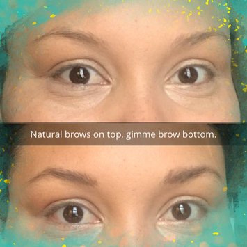 Benefit Cosmetics Gimme Brow Volumizing Eyebrow Gel uploaded by Aidee V.