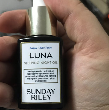 Sunday Riley Luna Sleeping Night Oil uploaded by Nicole B.