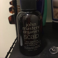 john masters organics Deep Scalp Follicle Treatment & Volumizer for Thinning Hair uploaded by Brittany G.