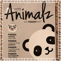 Look Beauty™ Pretty Animalz Panda Print Facial Sheet Mask 1 Count uploaded by Stacy S.