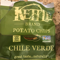 KETTLE BRAND® Potato Chips Chile Verde uploaded by Tyler D.