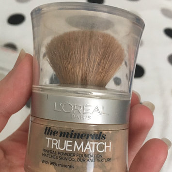 Photo of L'Oréal Paris True Match™ Mineral Foundation uploaded by Lynne M.