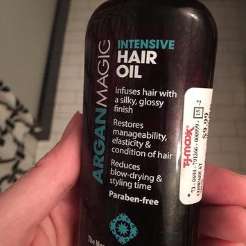 Photo of Argan Magic Intensive Hair Oil 3.75oz [(1 Pack)] uploaded by Rachel P.