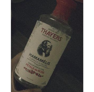 Thayers Alcohol-Free Rose Petal Witch Hazel Toner uploaded by Maham A.