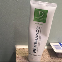Rembrandt® Deeply White® + Peroxide Whitening Toothpaste uploaded by Gabriela B.