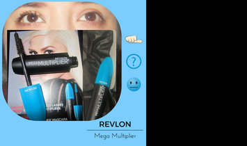 Photo of Revlon Mega Multiplier™ Mascara uploaded by Jessica E.