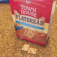 Keebler Town House Flatbread Crisps Sea Salt & Olive Oil Crackers uploaded by Megan P.