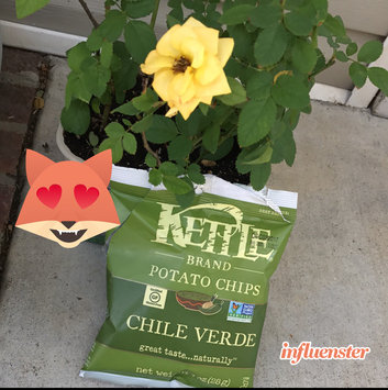 Photo of KETTLE BRAND®Potato Chips Chile Verde uploaded by Darius H.