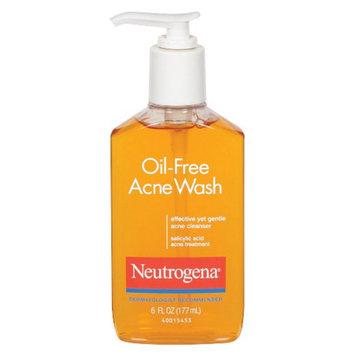 Neutrogena Oil-Free Acne Wash uploaded by Fabiola C.
