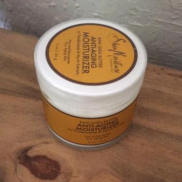 Photo of SheaMoisture Raw Shea Butter Anti-Aging Moisturizer uploaded by Katarina H.