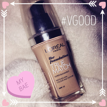 L'Oreal Paris True Match Liquid Makeup uploaded by Kimberly v.