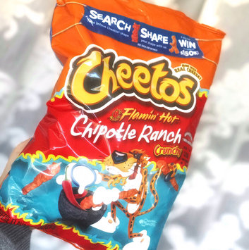 Photo of CHEETOS® Flamin' Hot® Chipotle Ranch Crunchy Cheese Flavored Snacks uploaded by Tina V.