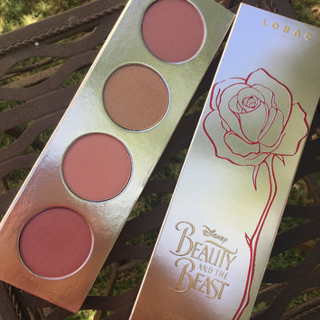 Photo of Disney Beauty And The Best Cheek Palette uploaded by Brittney G.