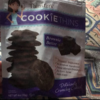 Mrs. Thinster's Cookie Thins Brownie Batter uploaded by Widienne B.