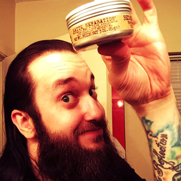 Photo of Bed Head for Men by TIGI Matte Separation™ Workable Wax uploaded by Morgan R.