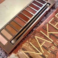 Urban Decay Naked Heat Eyeshadow Palette uploaded by Cynthia R.