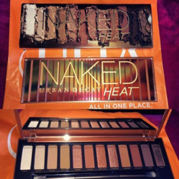 Photo of Urban Decay Naked Heat Eyeshadow Palette uploaded by sheena-demetro m.