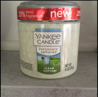 Yankee Candle Clean Cotton(R) Scent Beads, White uploaded by Ashley M.