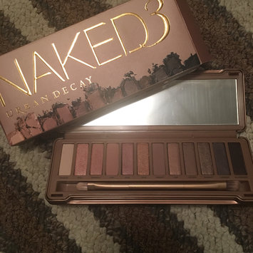 Urban Decay Naked Flushed uploaded by Andrea R.