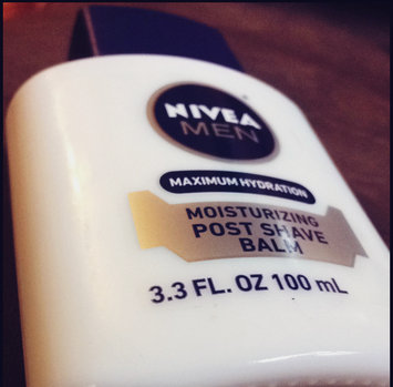 Photo of Nivea for Men Sensitive Post Shave Balm, Active Comfort System, 3.3-Ounce Bottles (Pack of 4) uploaded by Taylor H.