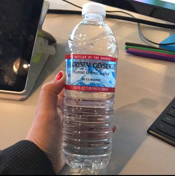 Photo of Crystal Geyser® Alpine 1 L Natural Spring Water 12 Ct Plastic Bottles uploaded by Jazzmyn G.