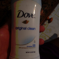 Dove Invisible Solid Antiperspirant Original Clean uploaded by Lismary G.
