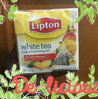 Lipton White Tea uploaded by Del T.